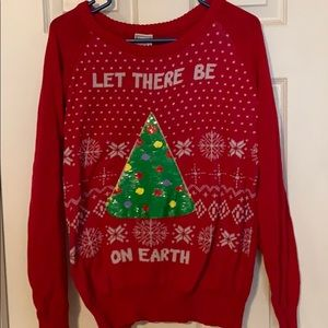 Awesome holiday sweater